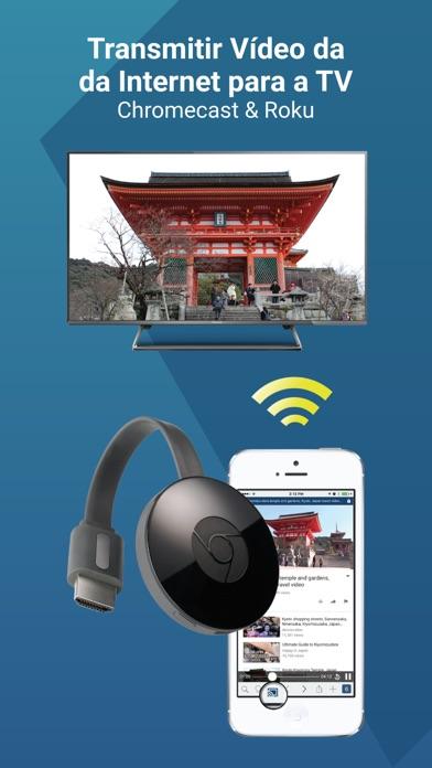 Foto do WebCast TV for Chromecast