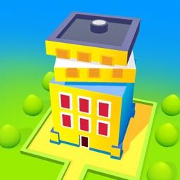City Stack 3d By Armnomads Llc