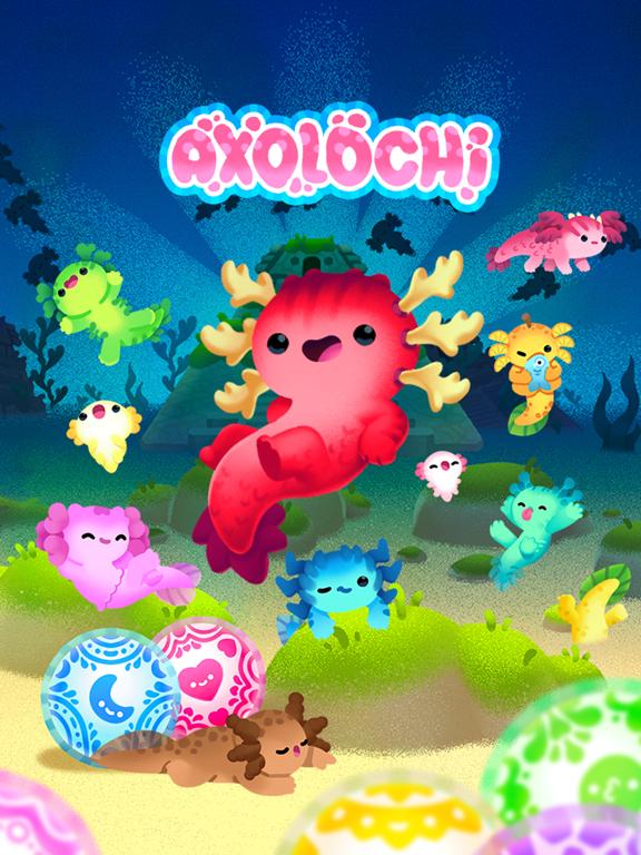 Axolochi screenshot 1