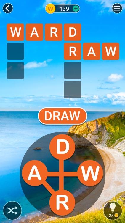 Crossword Jam: Fun Brain Game screenshot-0