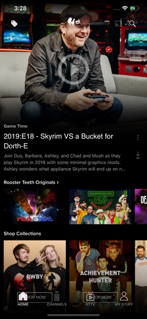 Rooster Teeth ® in de App Store