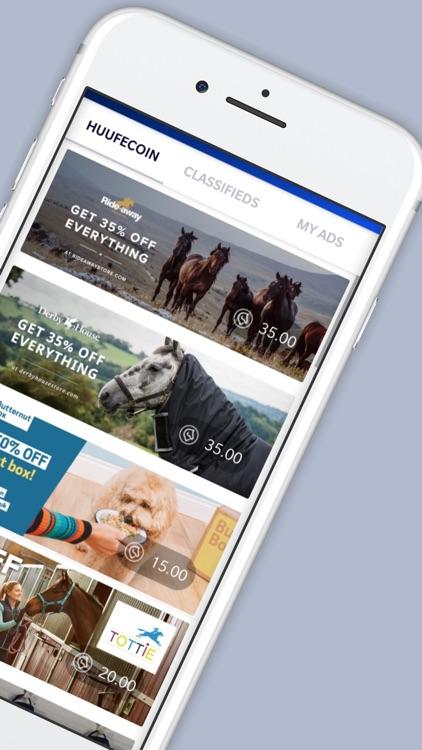 Huufe: For Equestrians screenshot-3