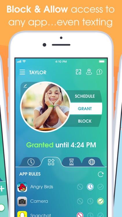 Parental Control App Blocker