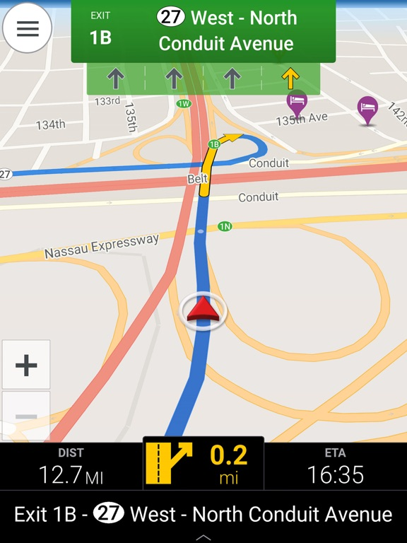 CoPilot GPS – Plan & explore with offline maps & directions screenshot