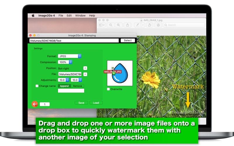 Image2Go 4 for Mac