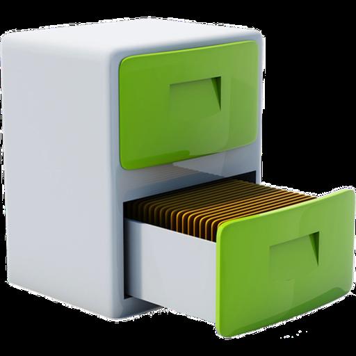 Icone Folder Tidy