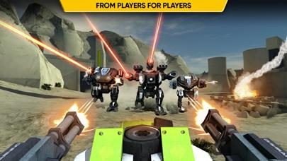 Screenshot #3 pour Mech Battle - Robots War Game