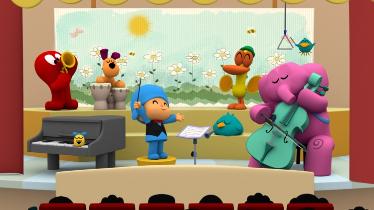 Pocoyo Classical Music Lite screenshot-0