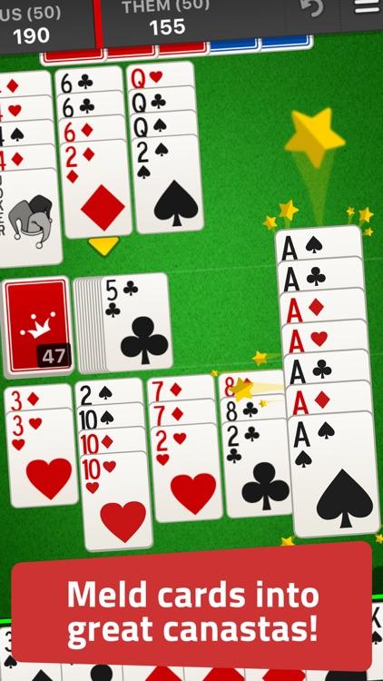 Canasta Jogatina: Card Games screenshot-0