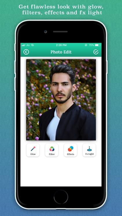 Men Photo Editor screenshot-3