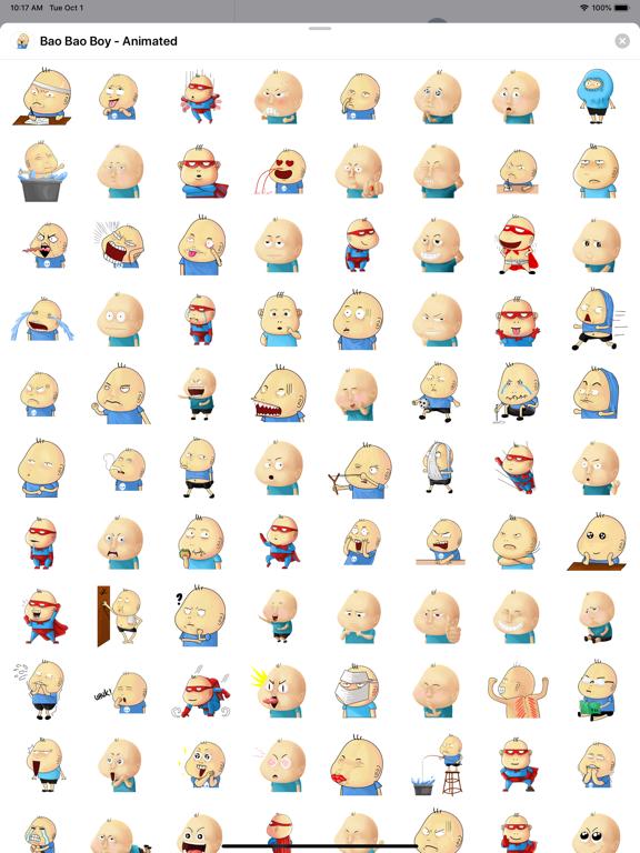 Bao Bao Boy - Animated screenshot 8