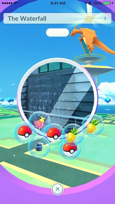 Pokémon GO Screenshot