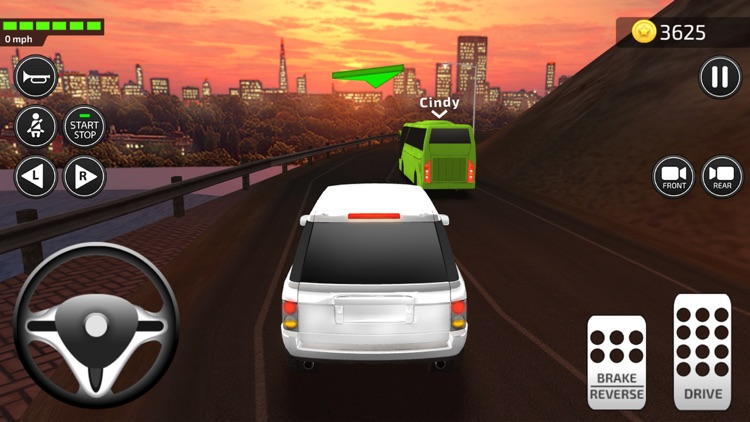 Driving Academy 2020 Simulator screenshot-5