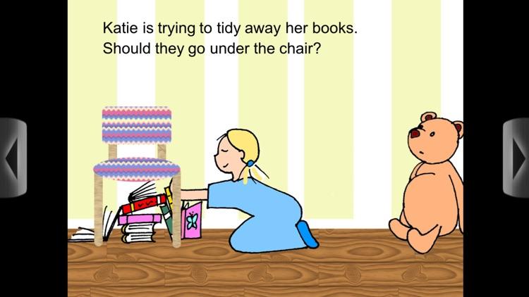 Katie Cupcake Tidies Up screenshot-4