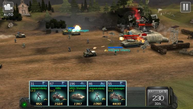 Commander Battle screenshot-8