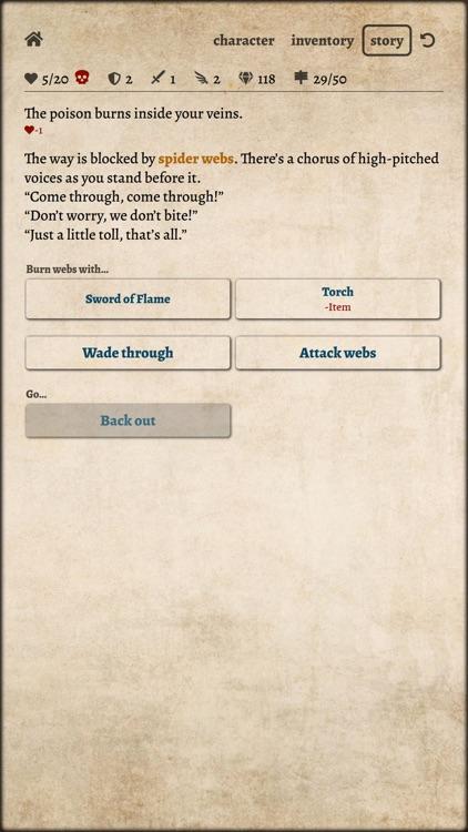 Path of Adventure screenshot-6