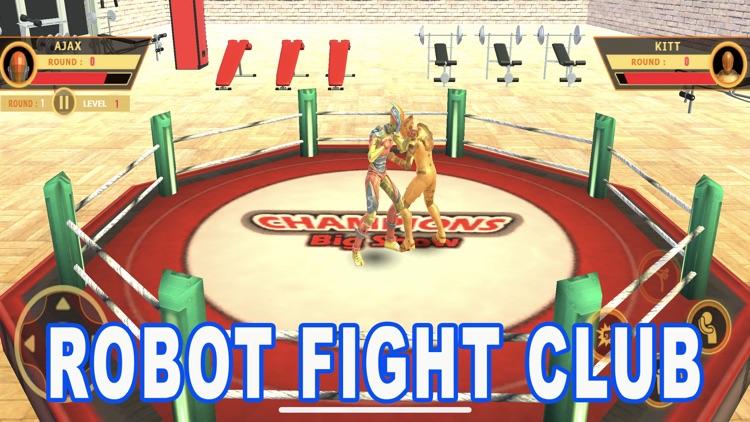Super Robot Fighting Man Club screenshot-3