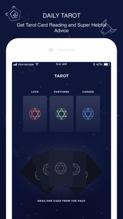 iZodiac - Daily Horoscope 2019 Screenshot