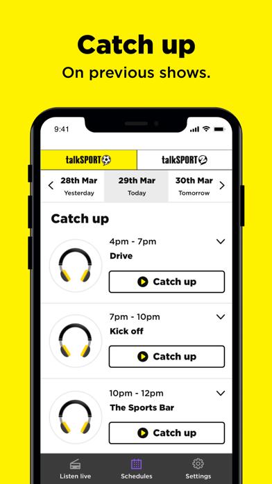 talkSPORT - Live Radio screenshot four