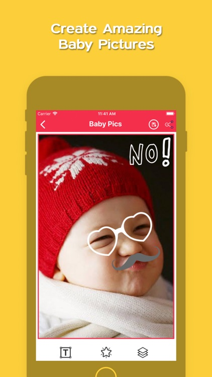 Baby Story Pic Editor 2019