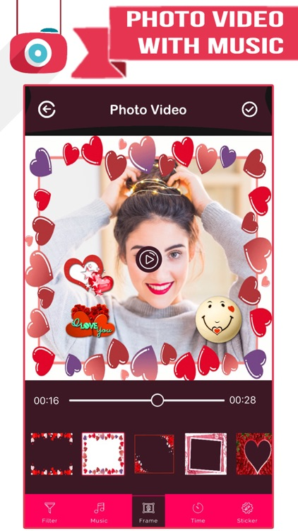 Photo To Video With Music screenshot-4