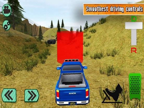 Truck Explore Driving Mountain screenshot 4