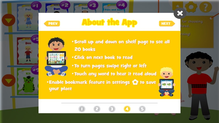 Rhyme to Read - Kids Reading screenshot-4