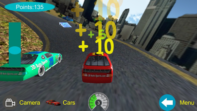 Kids Car Racers screenshot one