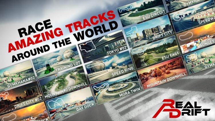 Real Drift Car Racing Lite screenshot-3