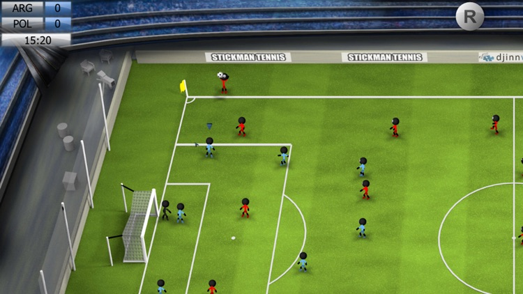 Stickman Soccer 2014 screenshot-1