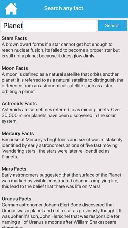 Interesting Astronomy Facts screenshot-4