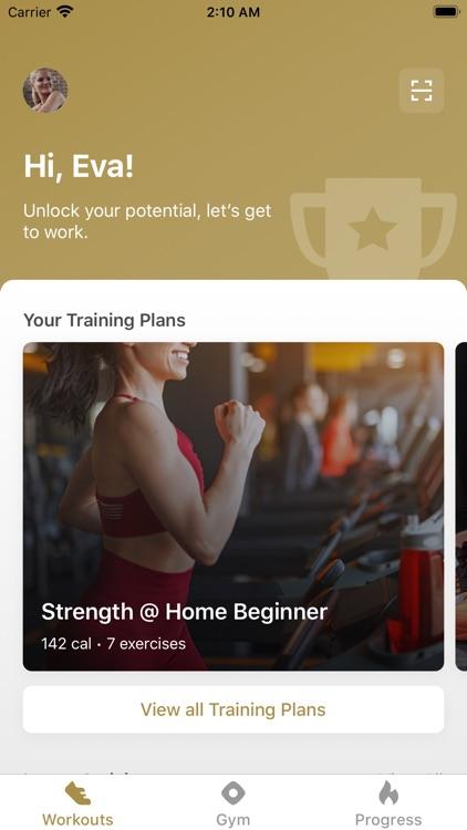 Prime Fitness Club.