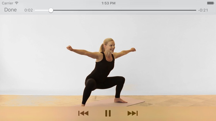 Body weight workouts screenshot-3