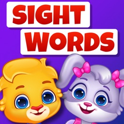 Sight Words - Pre-k to 3rd