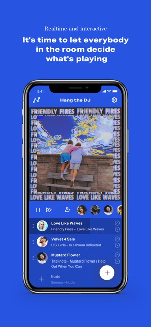 Hang the DJ on the App Store