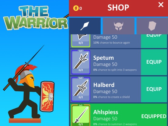 The Warrior™ screenshot 6