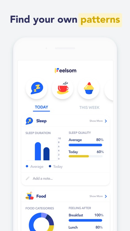 Feelsom: Wellness Tracker