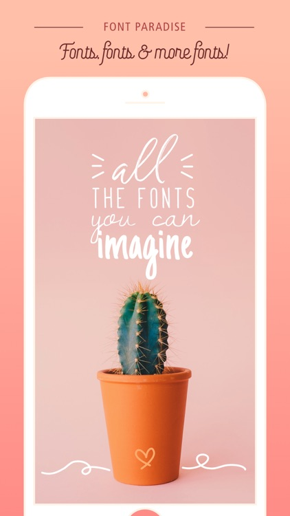 Typic 2: Fonts & Text on Photo