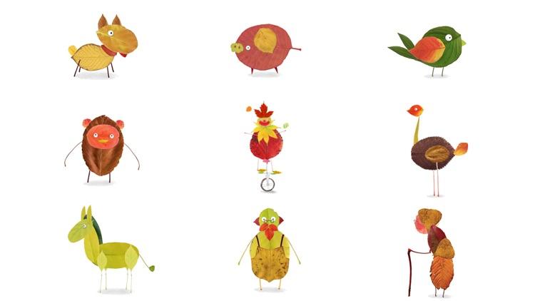 Leaves(Full):Art Game for Kids screenshot-4