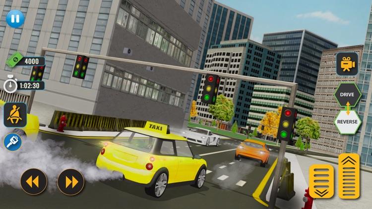 Taxi Driver Life New York City screenshot-5