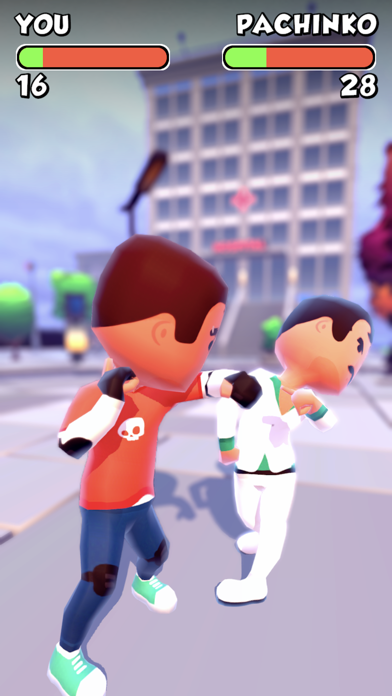 Swipe Fight! screenshot 3