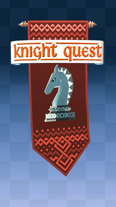 Knight Quest: The Chess Runner screenshot #1