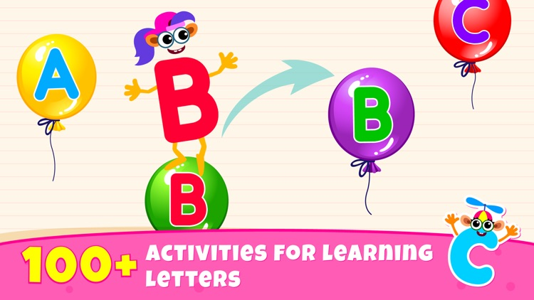 ABC Games for Kids to Reading screenshot-5