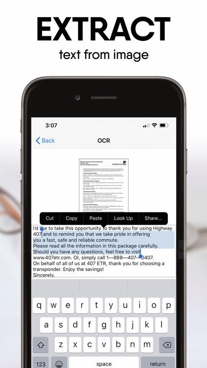 iScanDocs - Scanner App screenshot-5