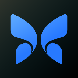Ícone do app Butterfly iQ — Ultrasound
