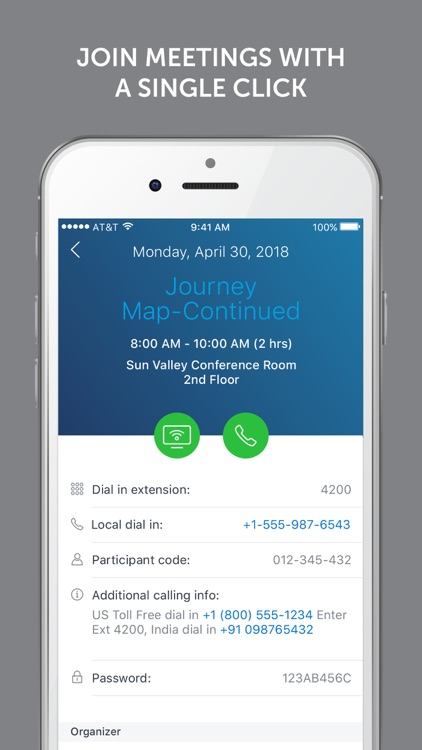 Mitel Connect screenshot-3