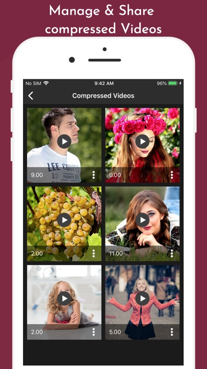 Smart Video Compressor screenshot-4
