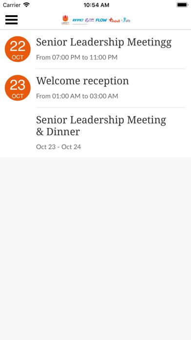 点击获取C&W SLT Meeting
