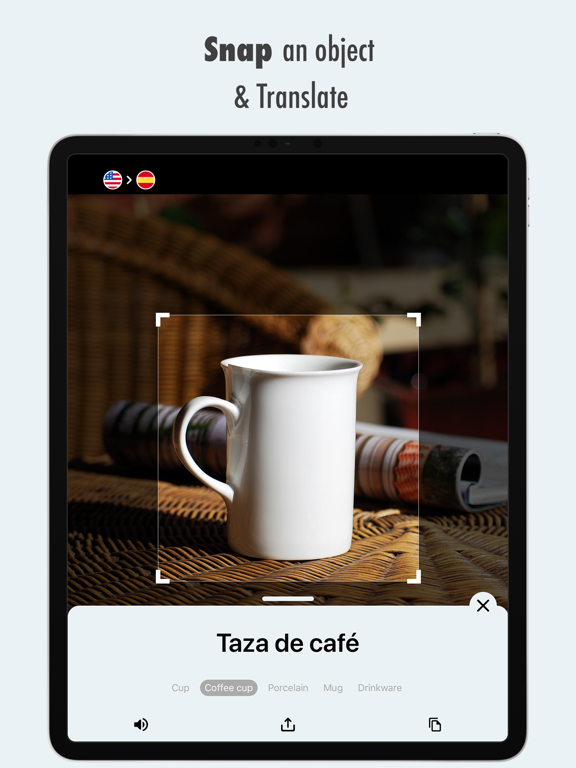 Translator X: Scan, Translate screenshot 11