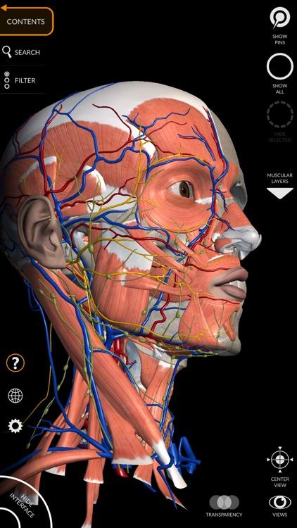 Anatomy 3D Atlas screenshot-7